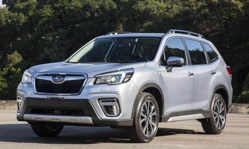 Subaru lança a quinta geração do SUV Forester no Brasil a partir de R$ 159.900