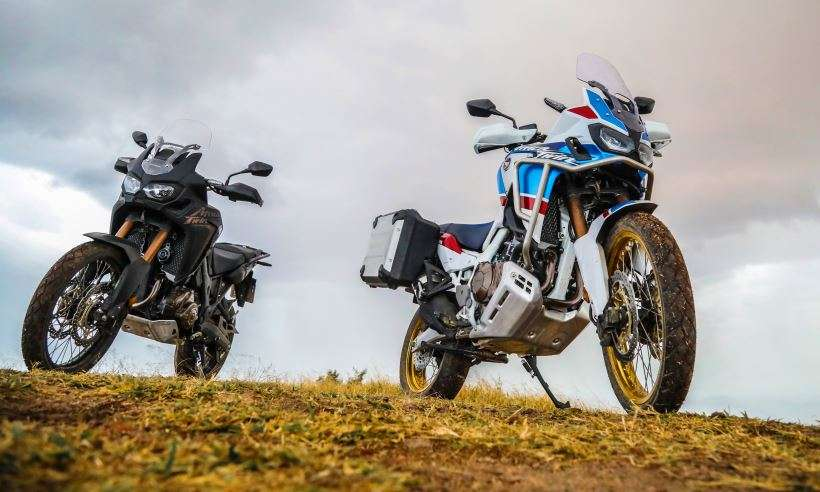 Honda Africa Twin 2020 foi renovada, ganhando mais potência e torque