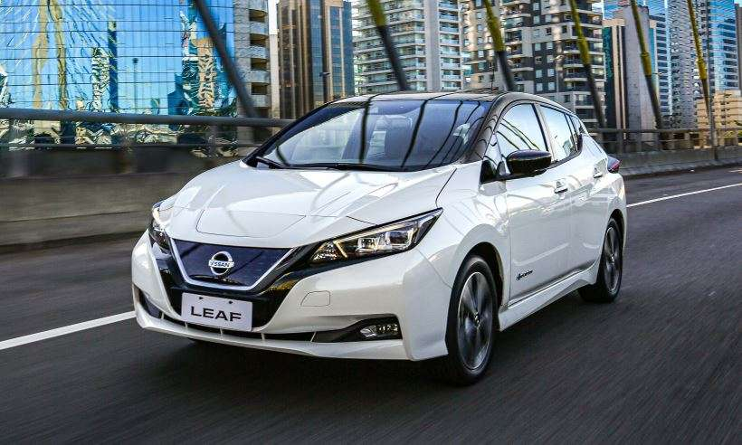 Nissan Leaf chega ao Brasil por R$ 195 mil; confira detalhes do veículo 100% elétrico