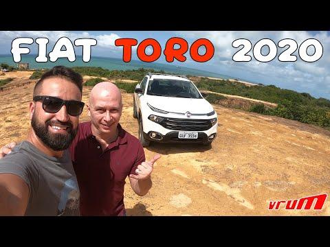 NOVO FIAT TORO 2020: O QUE MUDOU?
