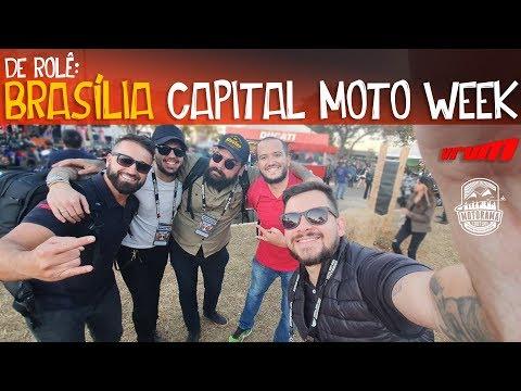AS MOTOS MAIS IRADAS DO BRASÍLIA CAPITAL MOTO WEEK