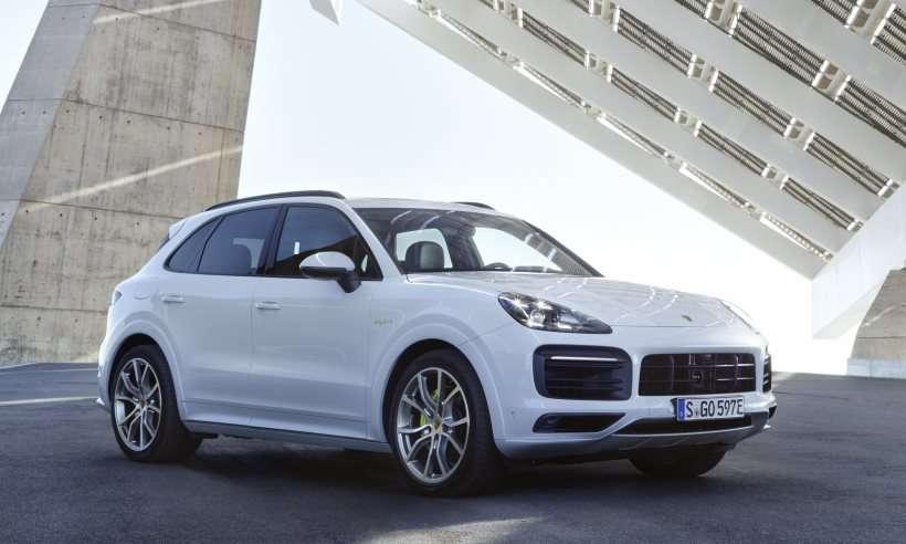 Porsche lança o Cayenne E-Hybrid no Brasil a partir de  R$ 435 mil