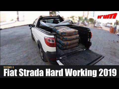 FIAT STRADA MERECE A LIDERANÇA DO MERCADO? TESTAMOS A VERSÃO HARD WORKING 2019