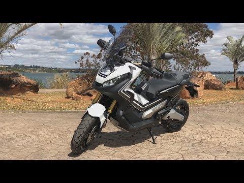Honda X-ADV 2019: scooter bom de trilha?