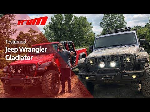 Jeep Gladiator V6 2019 no Brasil? Tudo sobre a nova caminhonete 4x4