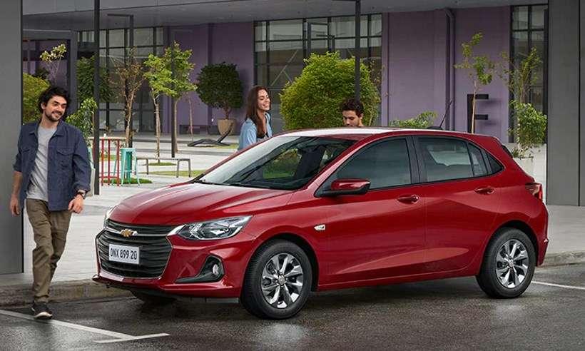 Estreia mundial: nova geração do Chevrolet Onix chega em novembro a partir de R$ 51.590