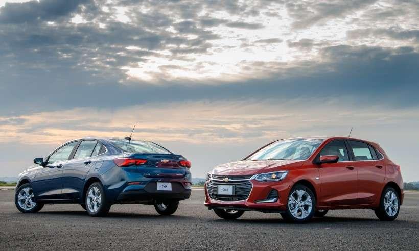 Chevrolet lança novo Onix a partir de R$ 48.490 e Onix Plus por R$ 54.990