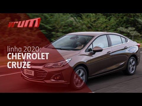Chevrolet Cruze Premiere - um carro com WiFi