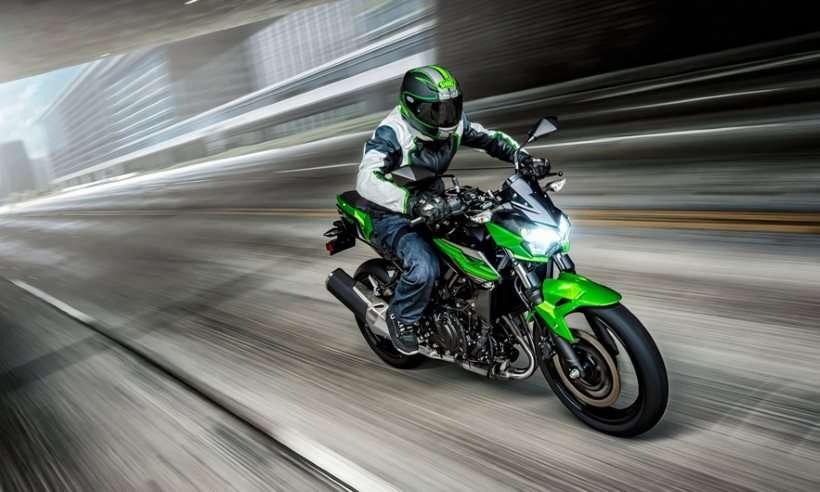 Versão 'pelada' da famosa Kawasaki Ninja, Z400 é lançada por R$ 22.990