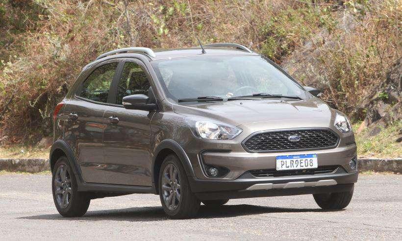 Top 3: com a chegada dos novos Onix e HB20, será que o Ford Ka ainda dá caldo?