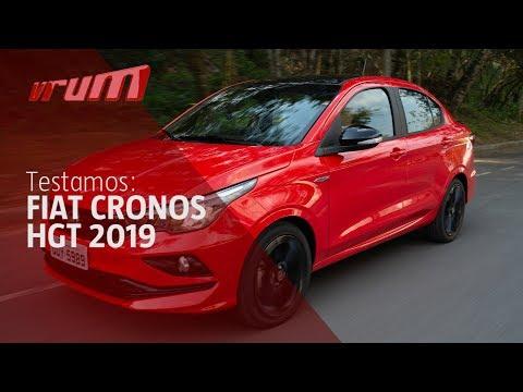 Testamos: Fiat Cronos HGT