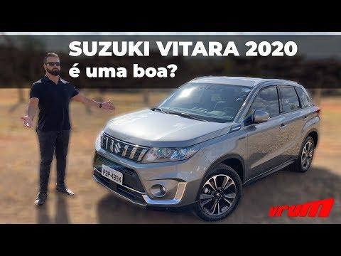 SUZUKI VITARA 2020 - Uma boa opção no mundo dos SUVs compactos?
