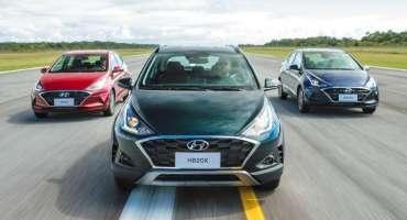 O novo Hyundai HB20 ficou melhor ou pior do que o anterior?