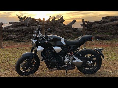 Nova Honda CB 1000R 2019: vale R$ 60 mil? / Avaliação - Programa Vrum