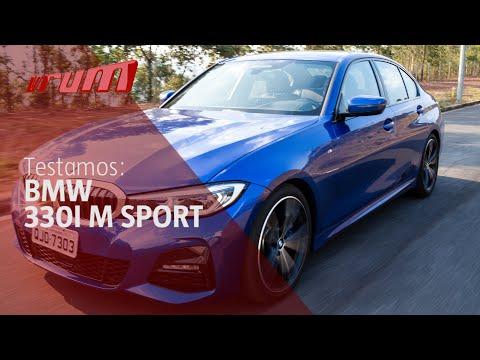 Testamos:  BMW 330I M Sport