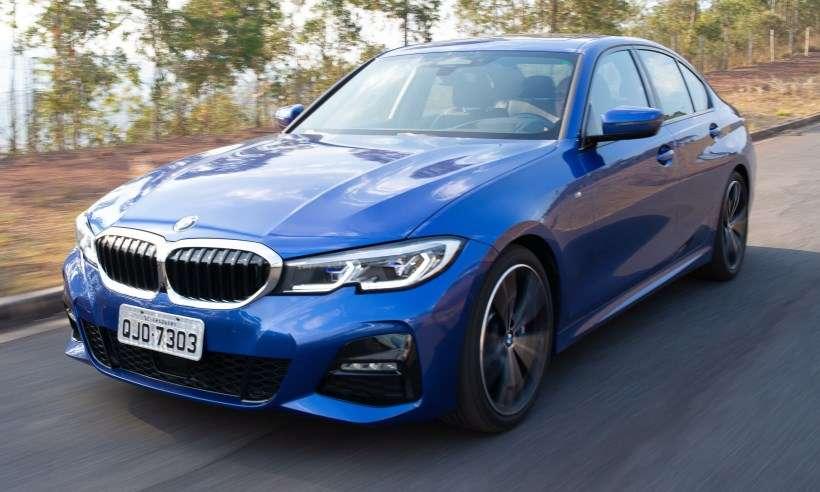Testamos o BMW 330i M Sport: mais pra diversão do que pra família