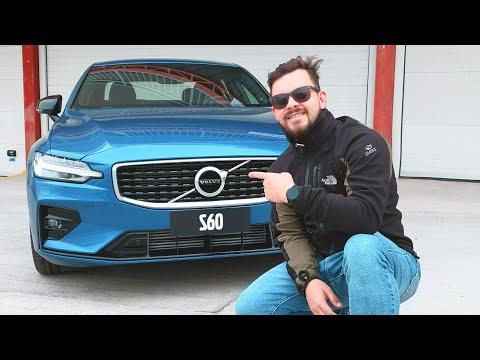 SEDÃ DE 407 HP: NOVO VOLVO S60 BATE BMW SÉRIE 3?