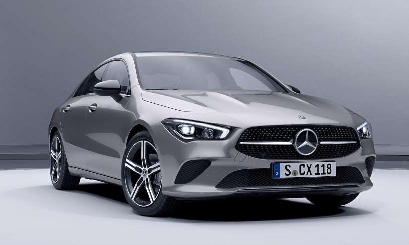 Mercedes-Benz CLA 250 já está à venda com algumas novidades