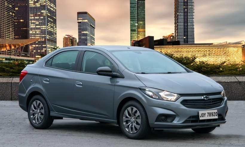 Chevrolet confirma: sai Prisma e entra Joy Plus