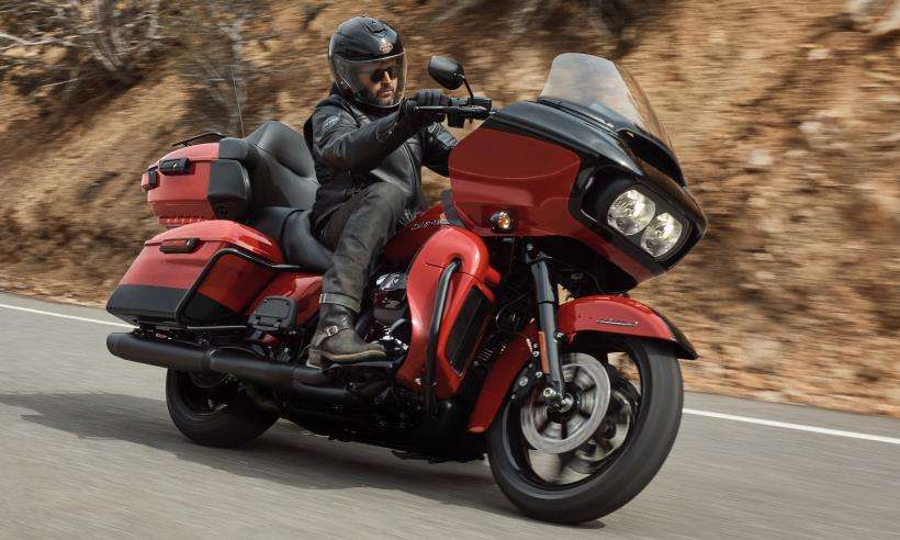 Conheça os novos sistemas de auxilio a pilotagem da Harley-Davidson Road Glide Limited