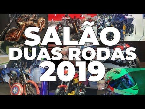 CONHEÇA TODAS AS NOVIDADES DO SALÃO DUAS RODAS 2019 - COMPLETO E EM HD