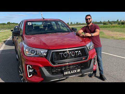 TOYOTA HILUX V6 2020: TESTE COMPLETO