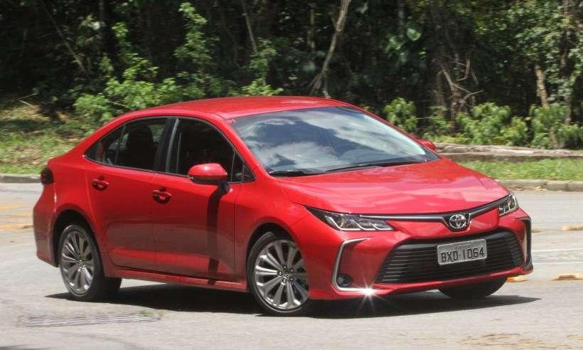 Teste: confira como roda o Toyota Corolla 2.0 XEi, que foi completamente renovado