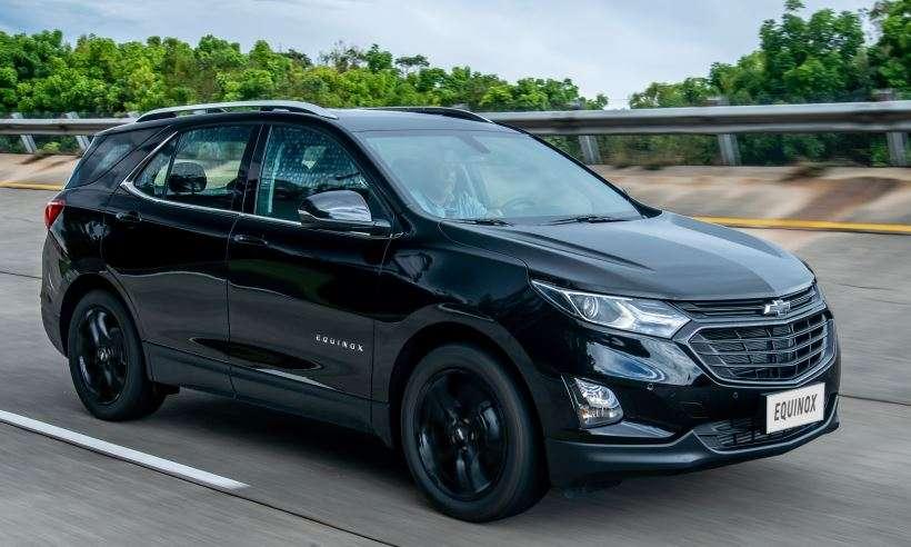 Chevrolet Equinox ganha versão sem o motor do Camaro, mais mansa e menos beberrona
