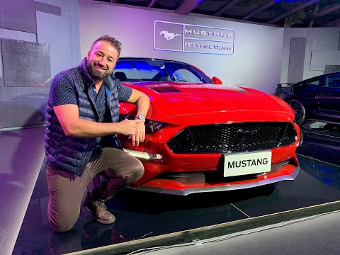 EXCLUSIVO: NOVO MUSTANG BLACK SHADOW 2020 NO BRASIL