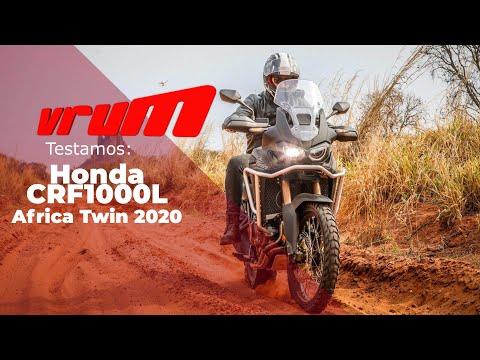Honda CRF 1000L Africa Twin 2020: bate a BMW GS e a Triumph Tiger?