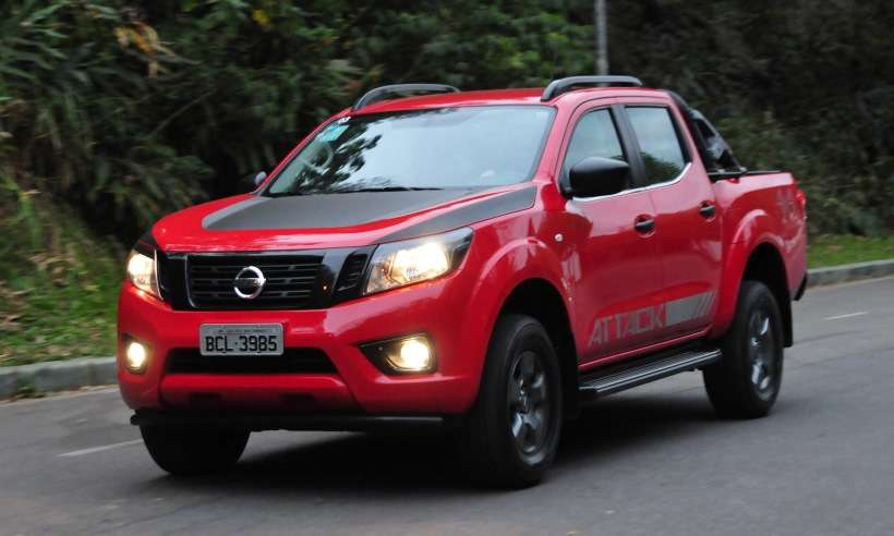 Testamos a Nissan Frontier Attack 2.3 turbodiesel 4x4, a sexta no ranking