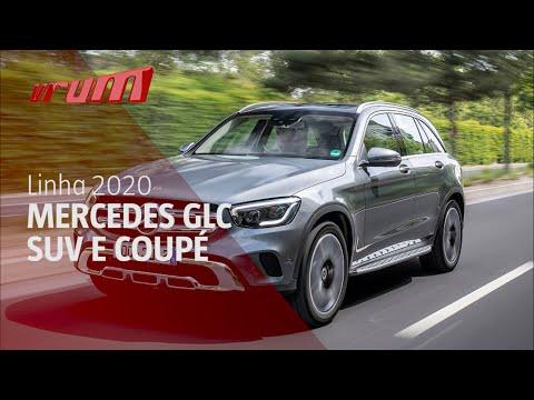 Linha 2020 - Mercedes GLC SUV e Coupé