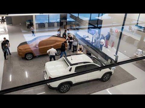 BASTIDORES! Vrum mostra o novo Centro de Design da Fiat, Jeep e cia