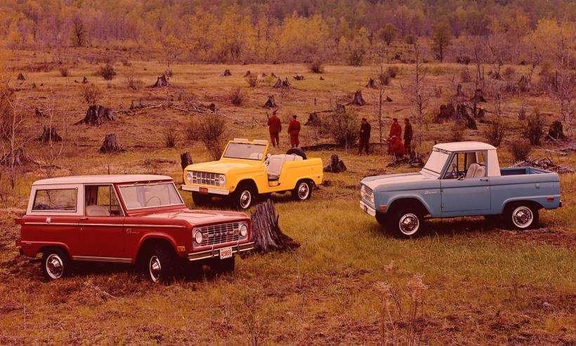 Confira a história do Ford Bronco, um dos modelos mais carismáticos da indústria automotiva