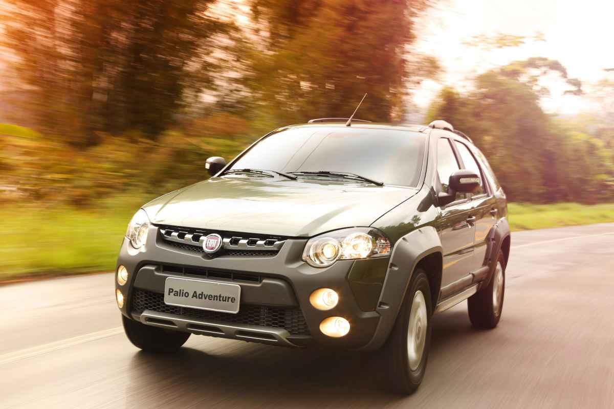 Fiat confirma o fim da produção da perua Palio Weekend