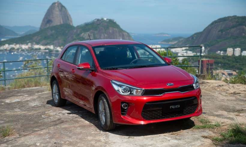 A partir de R$ 69.990, Kia Rio chega ao Brasil devendo um algo mais para justificar sua compra