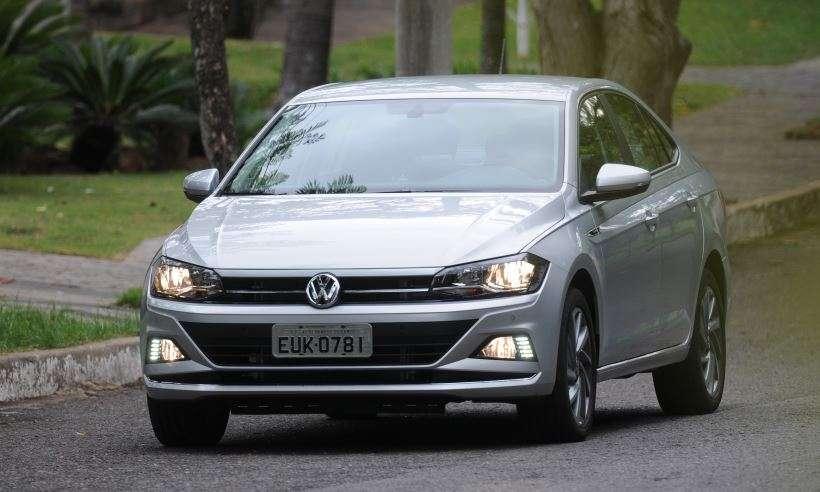 Testamos o VW Virtus com todos os pacotes opcionais disponíveis. O preço? Sem noção!