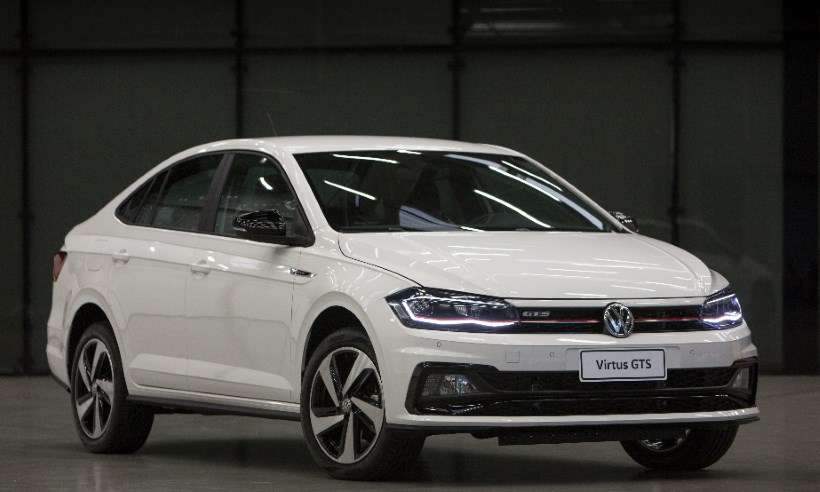 Mais caro que Jetta, Volkswagen lança o Virtus GTS a partir de R$ 104.940