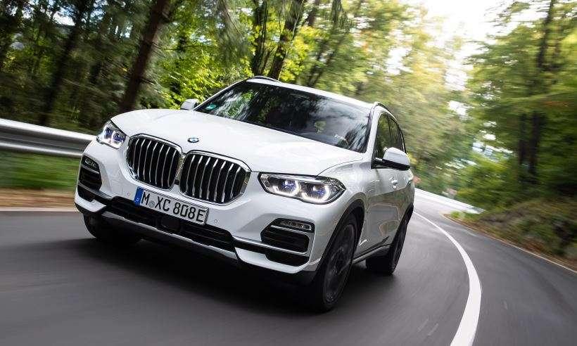 BMW lança X5 xDrive45e M Sport, versão híbrida do SUV de luxo, por R$ 455.950
