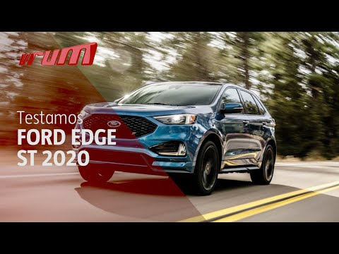 Testamos: Ford Edge ST 2020