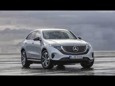SUV COM FORÇA DE UM V8 BITURBO, MAS ELÉTRICO? Conheça o Mercedes-Benz EQC 400