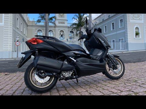 NOVO YAMAHA XMAX 2020: como anda o scooter de 250cc?