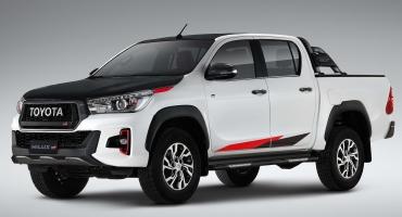 Toyota Hilux GR-S chega com preços a partir de R$ 204.990