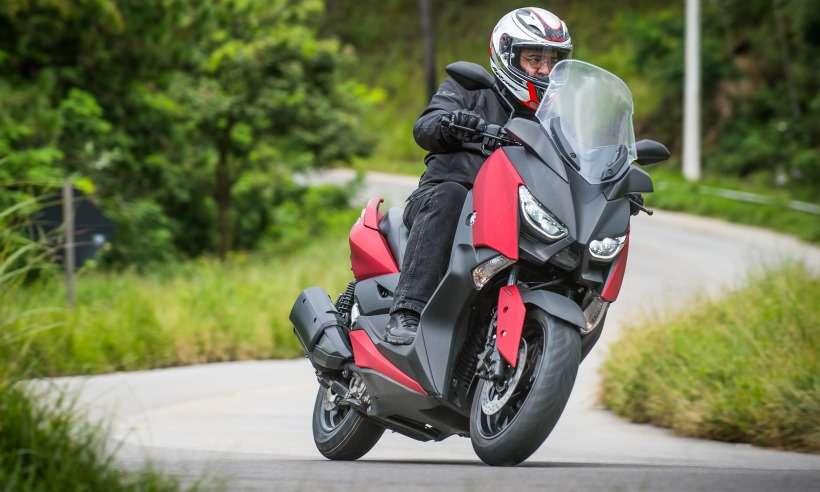Yamaha apresenta o scooter XMax 250, a partir de R$ 21.990