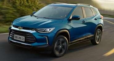 Novo Chevrolet Tracker tem duas opções de motor e preços de R$ 82 mil a R$ 112 mil