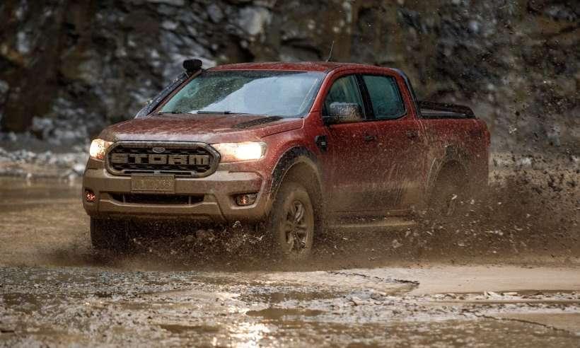 Ford lança a Ranger Storm com motor 3.2 turbodiesel, por R$ 150.990