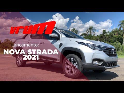 FIAT STRADA 2021: SAIBA TUDO SOBRE A NOVA PICAPE