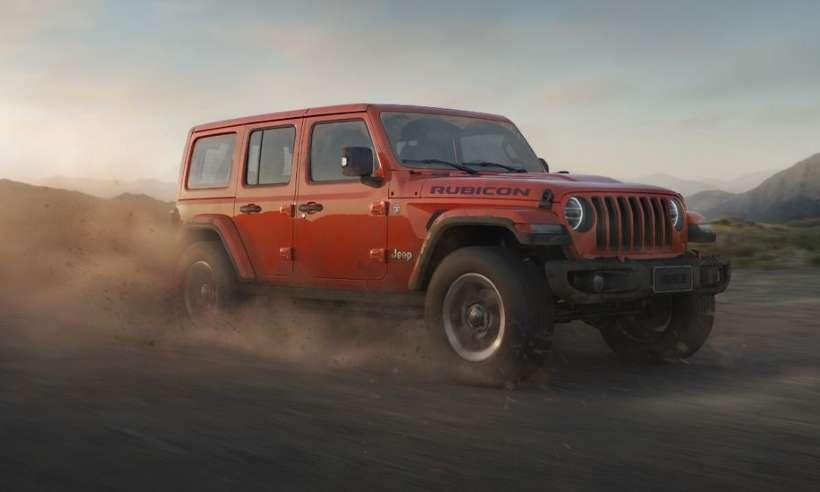 Jeep Wrangler Rubicon já está à venda no Brasil por R$ 419.990