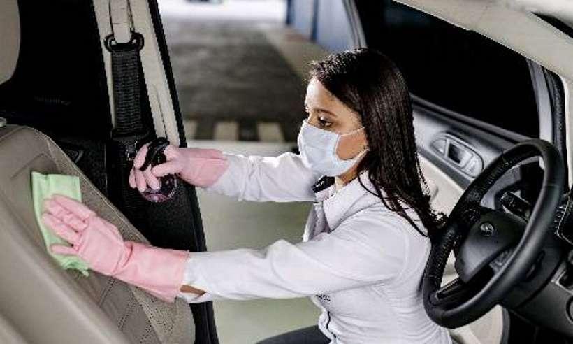 Ford Clean é programa para combater o coronavírus nas concessionárias e carros