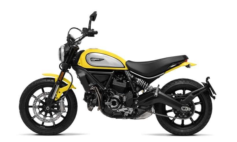 Modelo 2020 da Ducati Scrambler Icon 800 chega atualizado
